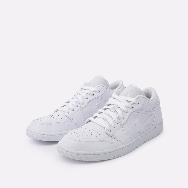 Мужские кроссовки 1 Low от Jordan (553558 111) оригинал купить по цене 8190 руб. в интернет магазине Streetball