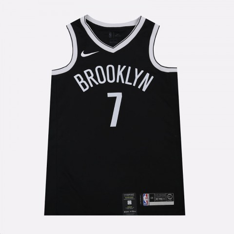 Майка Nike Kevin Durant Nets Icon Edition NBA Swingman Jersey