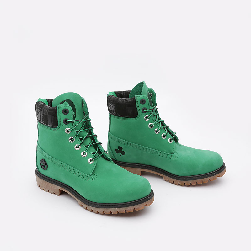 Ботинки Timberland Boston Celtics NBA фото
