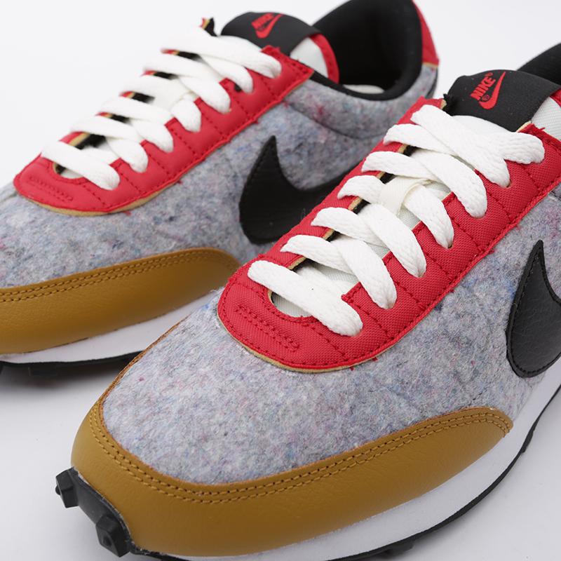 женские серые, красные, коричневые  кроссовки nike wmns daybreak qs CQ7619-700 - цена, описание, фото 5