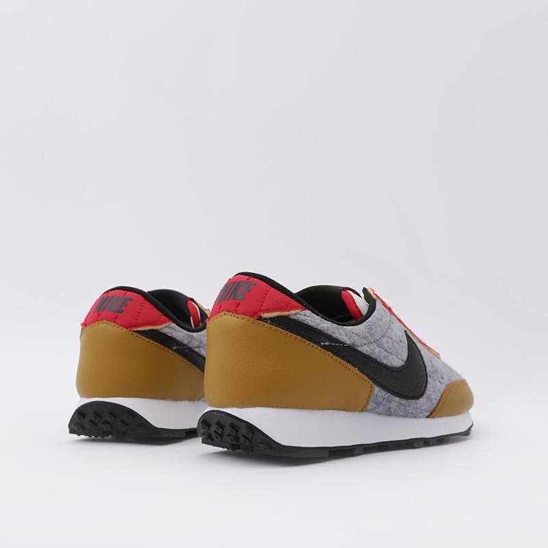 женские серые, красные, коричневые  кроссовки nike wmns daybreak qs CQ7619-700 - цена, описание, фото 4