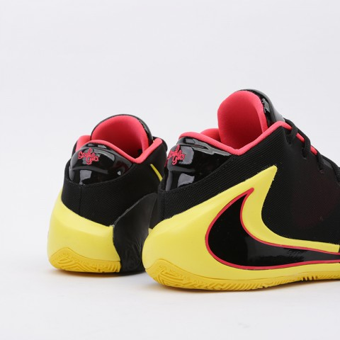 мужские чёрные  кроссовки nike zoom freak 1 BQ5422-003 - цена, описание, фото 5
