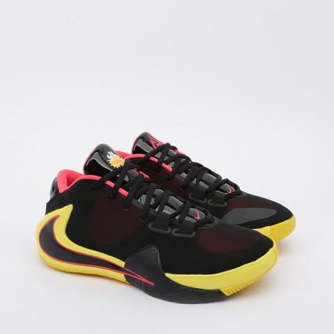 мужские чёрные  кроссовки nike zoom freak 1 BQ5422-003 - цена, описание, фото 3