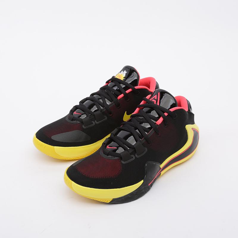 мужские чёрные  кроссовки nike zoom freak 1 BQ5422-003 - цена, описание, фото 7