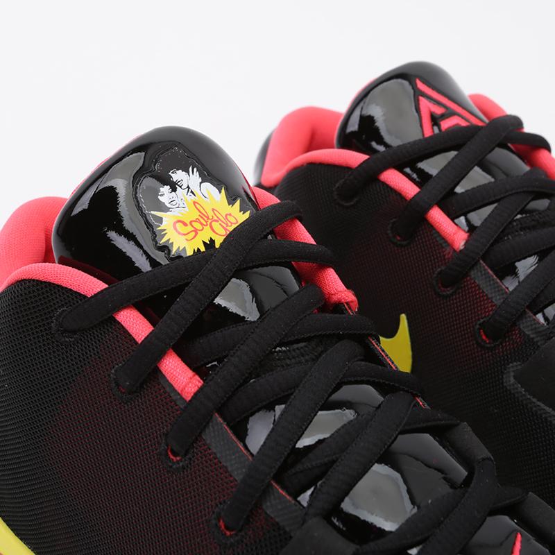 мужские чёрные  кроссовки nike zoom freak 1 BQ5422-003 - цена, описание, фото 6