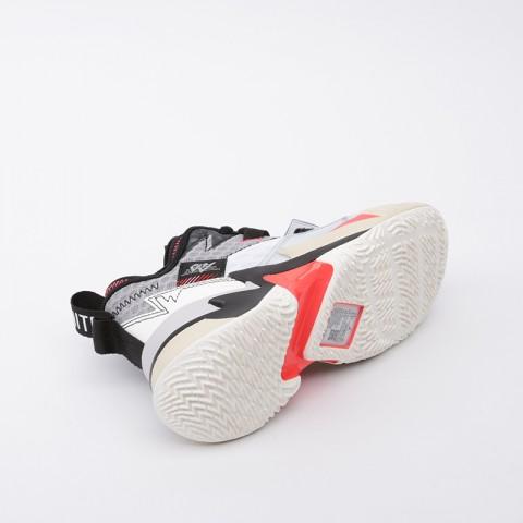 женские белые  кроссовки jordan why not zero.3 (gs) CD5804-101 - цена, описание, фото 3