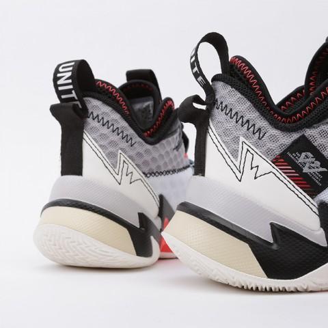 женские белые  кроссовки jordan why not zero.3 (gs) CD5804-101 - цена, описание, фото 4