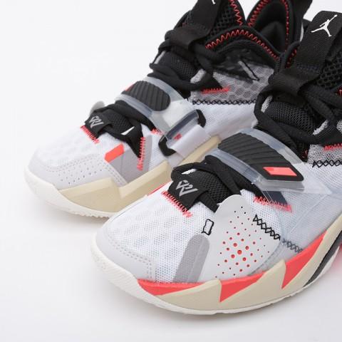 женские белые  кроссовки jordan why not zero.3 (gs) CD5804-101 - цена, описание, фото 6