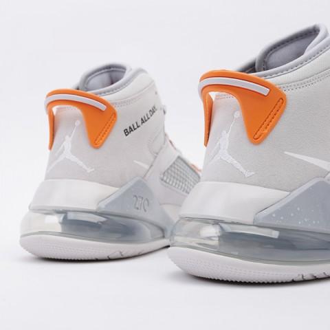 мужские серые  кроссовки jordan mars 270 CT9132-002 - цена, описание, фото 6