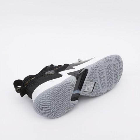 мужские чёрные  кроссовки jordan why not zero.3 CD3003-001 - цена, описание, фото 3