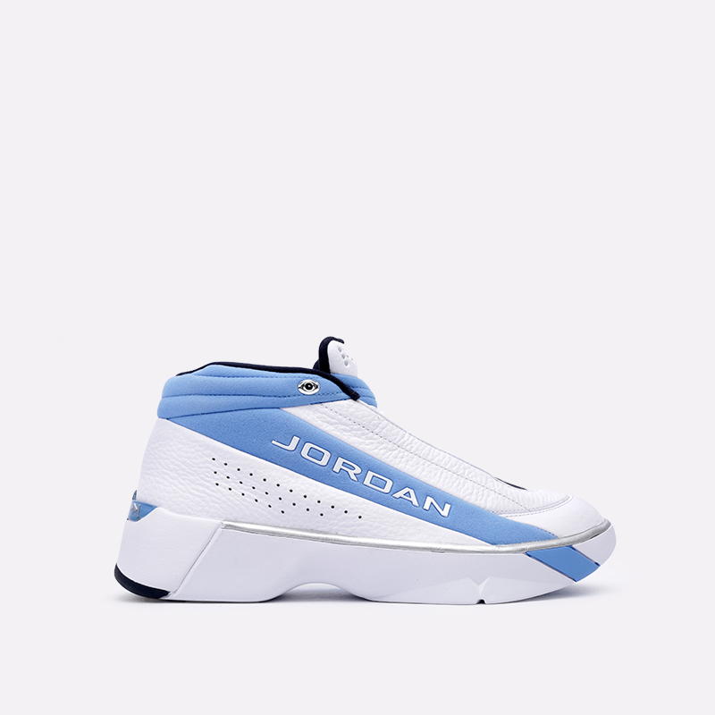 мужские белые  кроссовки jordan team showcase CD4150-104 - цена, описание, фото 1
