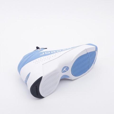 мужские белые  кроссовки jordan team showcase CD4150-104 - цена, описание, фото 3