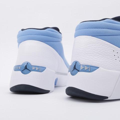 мужские белые  кроссовки jordan team showcase CD4150-104 - цена, описание, фото 7
