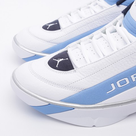 мужские белые  кроссовки jordan team showcase CD4150-104 - цена, описание, фото 5