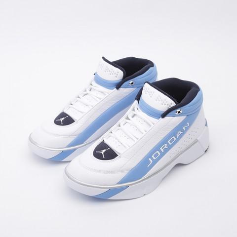 мужские белые  кроссовки jordan team showcase CD4150-104 - цена, описание, фото 4