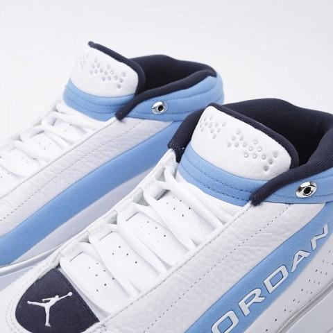 мужские белые  кроссовки jordan team showcase CD4150-104 - цена, описание, фото 6