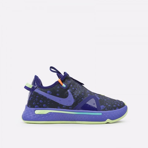 мужские синие  кроссовки nike pg 4 gatorade CD5078-500 - цена, описание, фото 1