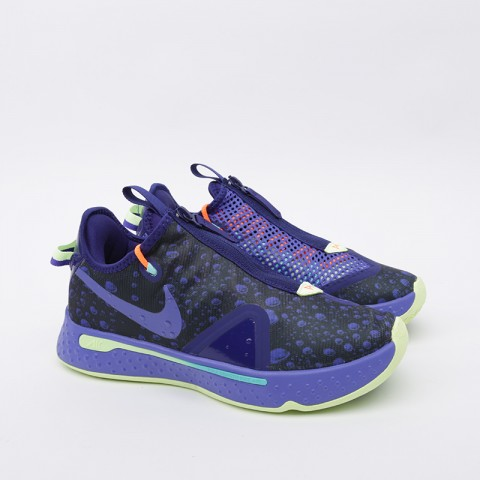 мужские синие  кроссовки nike pg 4 gatorade CD5078-500 - цена, описание, фото 2
