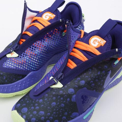 мужские синие  кроссовки nike pg 4 gatorade CD5078-500 - цена, описание, фото 6