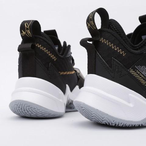 женские чёрные  кроссовки jordan why not zero.3 (gs) CD5804-001 - цена, описание, фото 4
