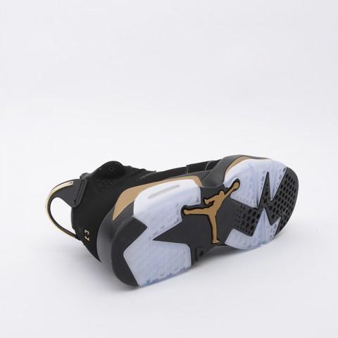 мужские чёрные  кроссовки jordan 6 retro dmp CT4954-007 - цена, описание, фото 3