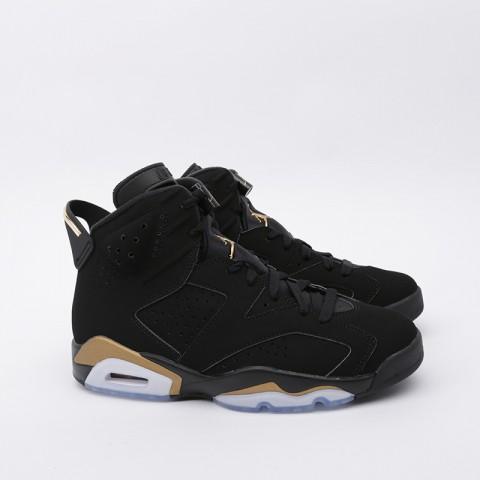 мужские чёрные  кроссовки jordan 6 retro dmp CT4954-007 - цена, описание, фото 2