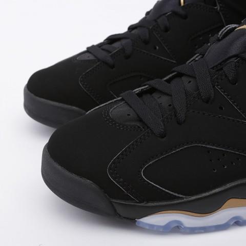 мужские чёрные  кроссовки jordan 6 retro dmp CT4954-007 - цена, описание, фото 6