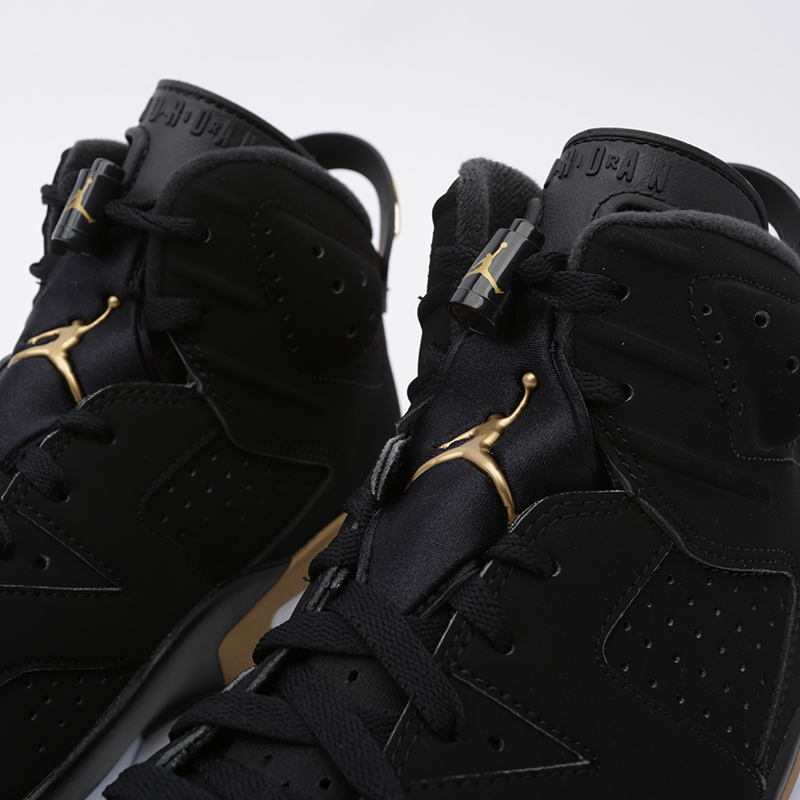 мужские чёрные  кроссовки jordan 6 retro dmp CT4954-007 - цена, описание, фото 7