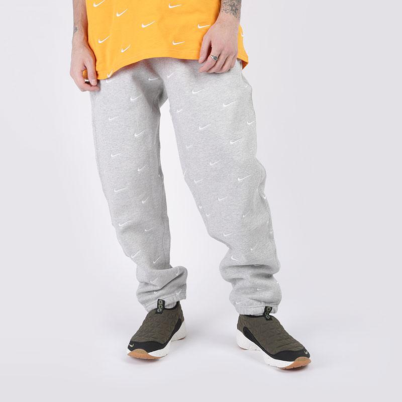 Брюки Nike Swoosh Logo Trousers фото