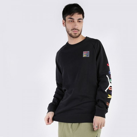 Толстовка Jordan Sport DNA Fleece Crew