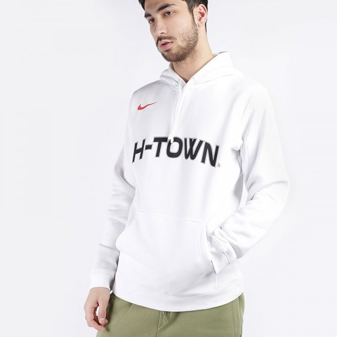 Толстовка Nike Houston Rockets City Edition Logo Hoodie