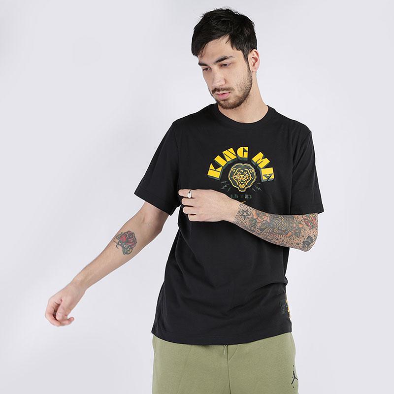 Футболка Nike Dri-FIT LeBron 'King Me' Basketball T-Shirt фото