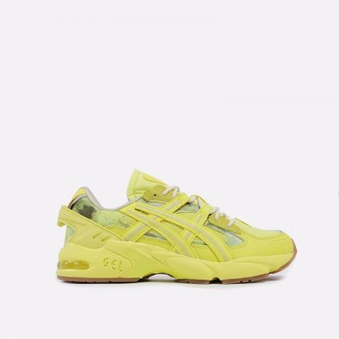 желтые  кроссовки asics gel-kayano 5 re 1021A411-750 - цена, описание, фото 1
