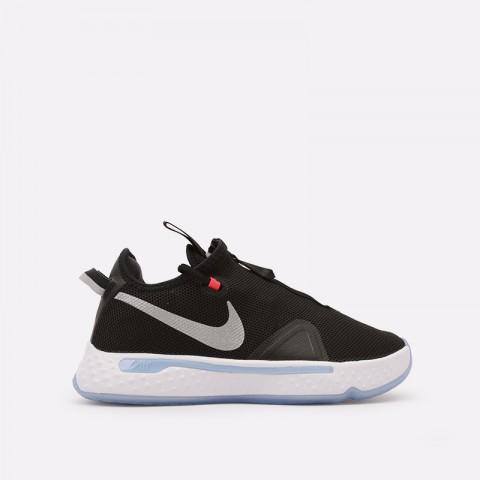 мужские чёрные  кроссовки nike pg 4 CD5079-001 - цена, описание, фото 1