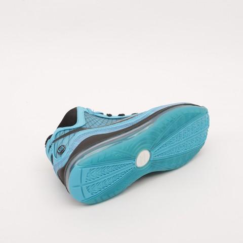 голубые  кроссовки nike lebron vii qs CU5646-400 - цена, описание, фото 7