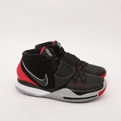 чёрные  кроссовки nike kyrie 6 BQ4630-002 - цена, описание, фото 2