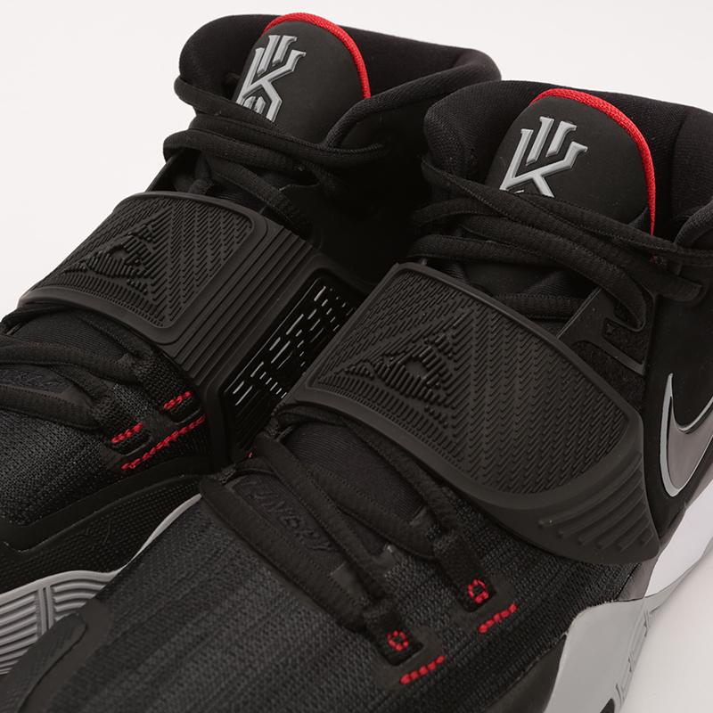 чёрные  кроссовки nike kyrie 6 BQ4630-002 - цена, описание, фото 5