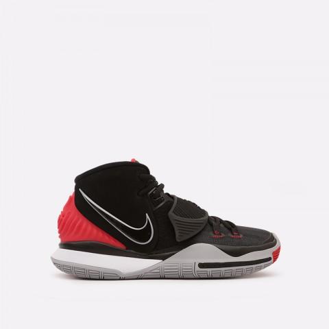 чёрные  кроссовки nike kyrie 6 BQ4630-002 - цена, описание, фото 1