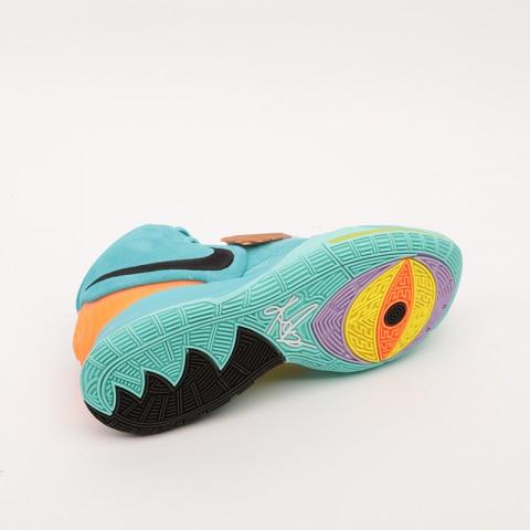 голубые  кроссовки nike kyrie 6 BQ4630-300 - цена, описание, фото 5
