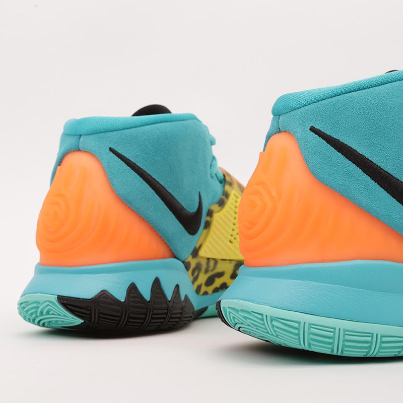 голубые  кроссовки nike kyrie 6 BQ4630-300 - цена, описание, фото 6