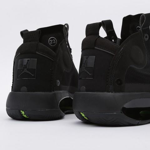 мужские чёрные  кроссовки jordan xxxiv AR3240-003 - цена, описание, фото 5