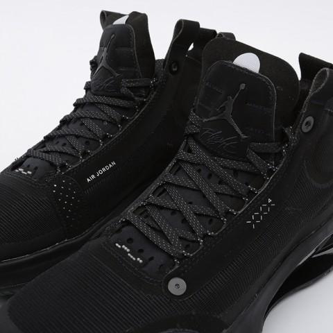 мужские чёрные  кроссовки jordan xxxiv AR3240-003 - цена, описание, фото 6