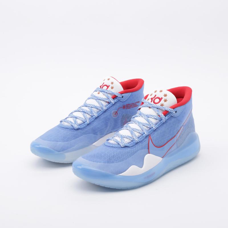 голубые  кроссовки nike zoom kd12 as CD4982-900 - цена, описание, фото 6