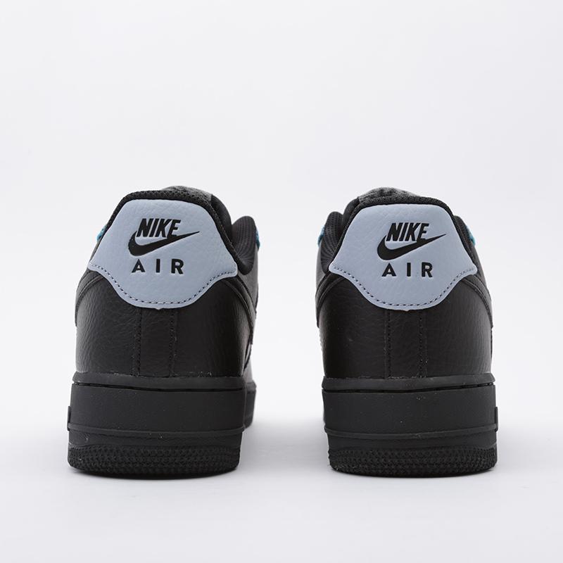 мужские чёрные  кроссовки nike air force 1 '07 lv8 4 CK4363-001 - цена, описание, фото 4