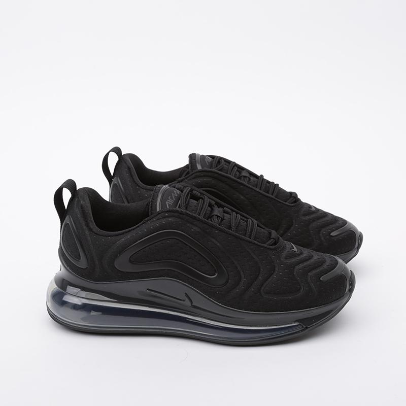 женские чёрные  кроссовки nike wmns air max 720 AR9293-015 - цена, описание, фото 4