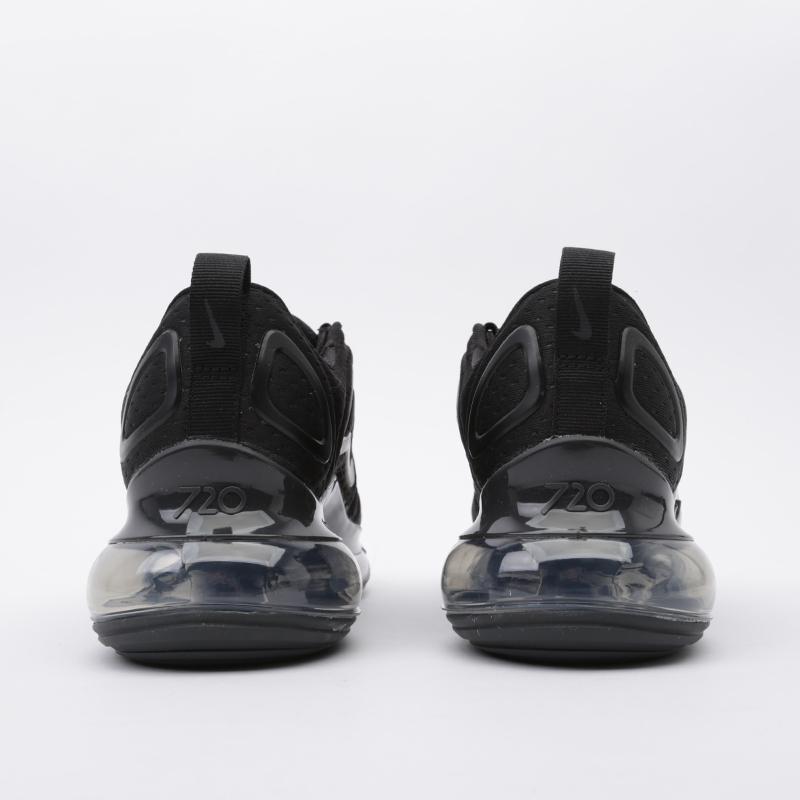 женские чёрные  кроссовки nike wmns air max 720 AR9293-015 - цена, описание, фото 5