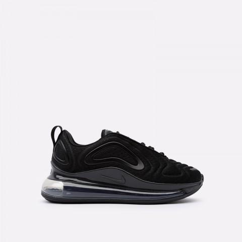 женские чёрные  кроссовки nike wmns air max 720 AR9293-015 - цена, описание, фото 1