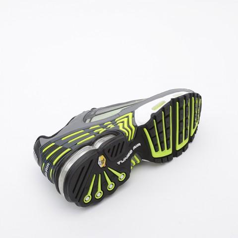 мужские серые  кроссовки nike air max plus iii CD7005-002 - цена, описание, фото 3