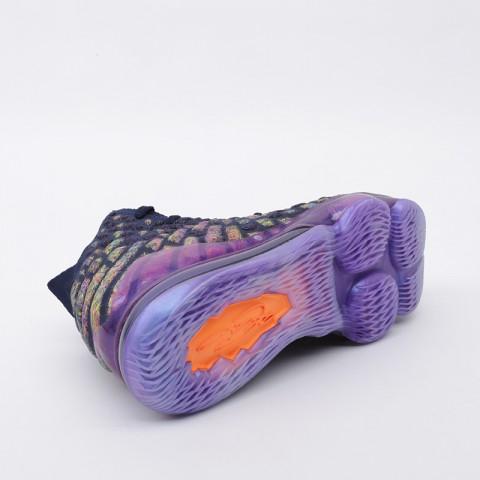 мужские фиолетовые  кроссовки nike lebron xvii as CD5050-400 - цена, описание, фото 3
