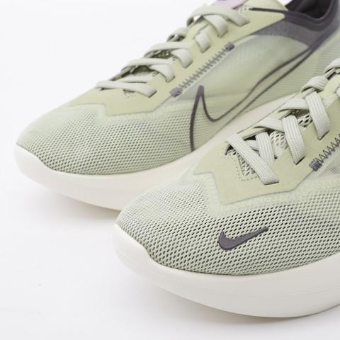 женские зелёные  кроссовки nike wmns vista lite CI0905-300 - цена, описание, фото 6